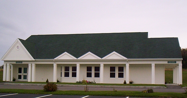 Central Queens Funeral Home New Glasgow Pei