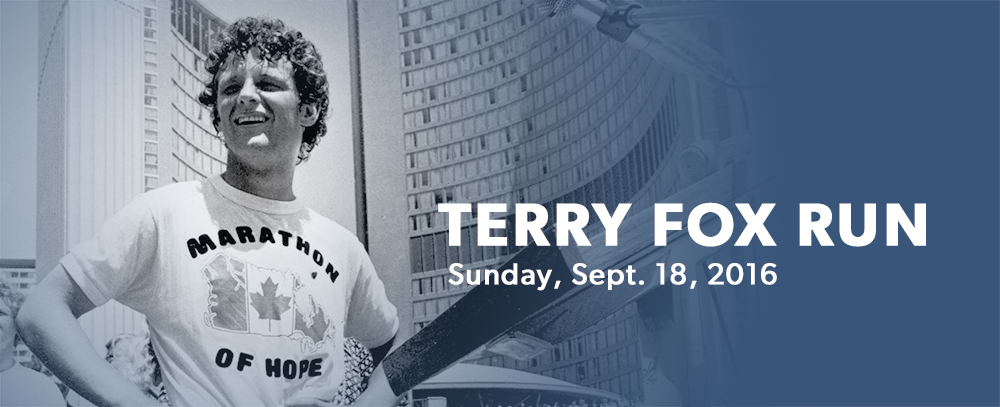 New Glasgow Terry Fox Run