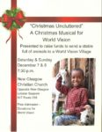 """Christmas Uncluttered"" A Christmas Musical for World Vision"
